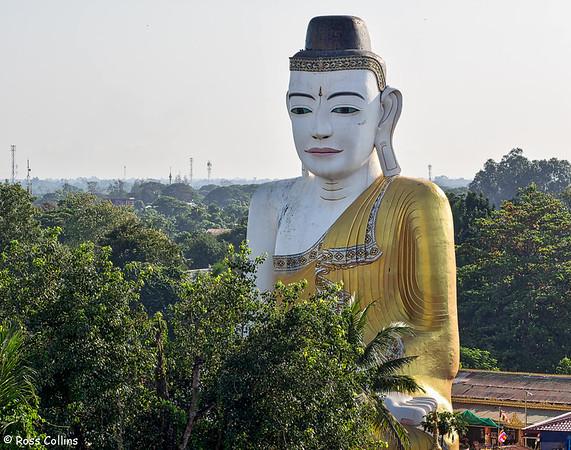 Sehtatgyi Paya, Pyay, Bago Region, Myanmar, 26/28 October 2015