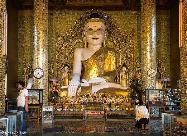Shwe Myet Man Paya, Shwedaung