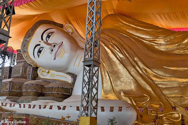 Shwe Tha Lyaung Reclining Buddha