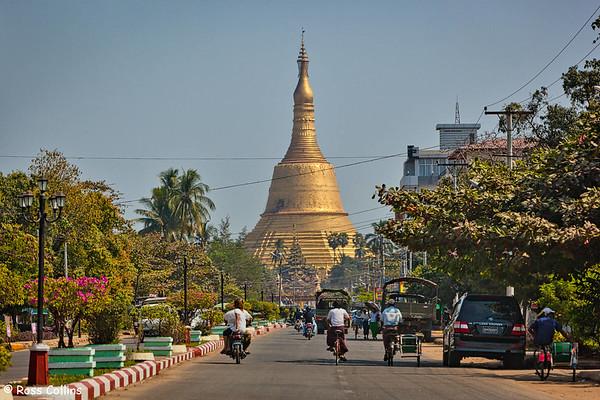 Shwemawdaw Pagoda, Bago