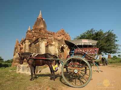 Gubyauknge Pagoda