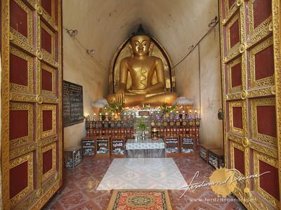 Mahabondi Paya, Old Bagan