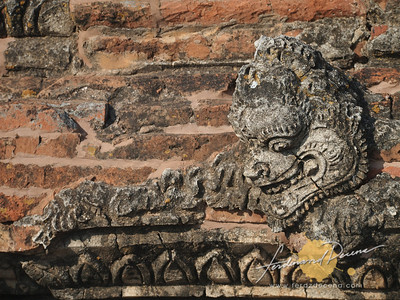 Gubyauknge Pagoda details