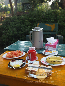 Grace Hotel 1 Breakfast