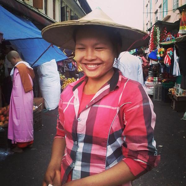 Myanmar Instagram