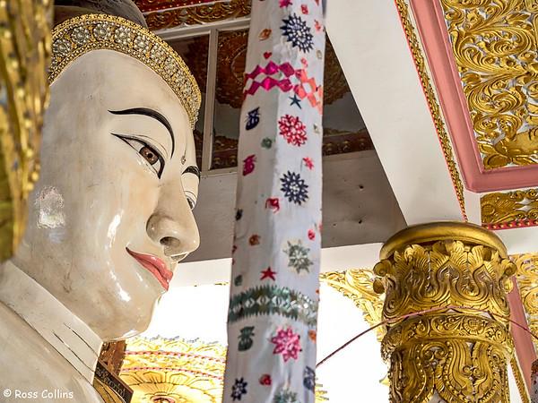 Chan Thar Ya Pagoda, Banmaw, Kachin State, Myanmar, 20 October 2015