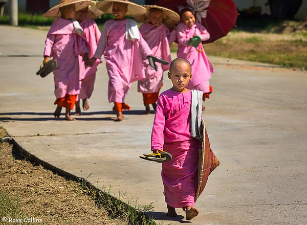 Shwe Kyina Pagoda