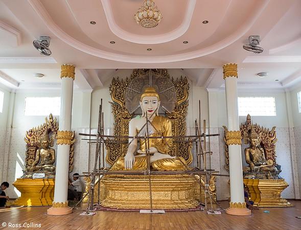 Theindawgyi Pagoda and Monastery