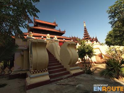 Shwe In Bin Kyaung, Teak Monastery
