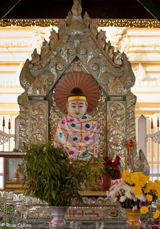 Kuthodaw Pagoda, Mandalay, Myanmar, 29 January 2013
