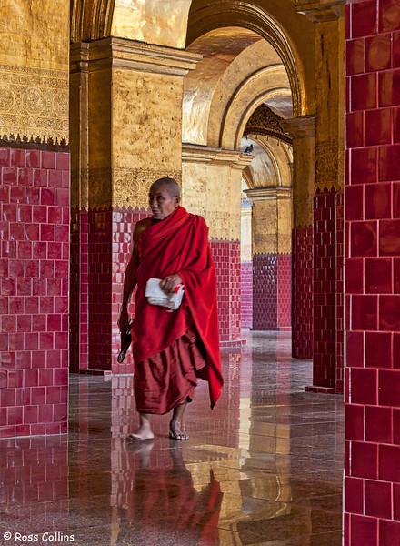 Mahamuni Paya, Mandalay, Myanmar, 28 January 2013