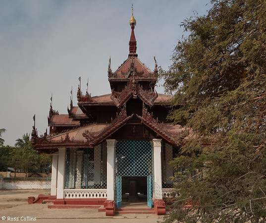 Mingun, Sagaing Region, Myanmar, 28 January 2013