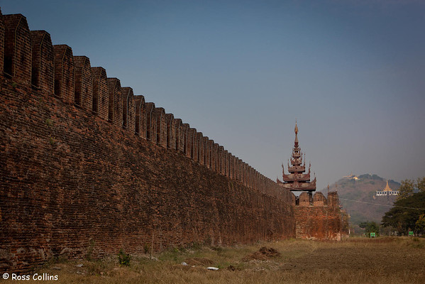 Royal Palace and Fort, Mandalay