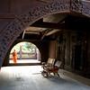 Shwe Inn Pin Monastry in Mandalay