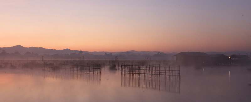 Inle Lake 6am