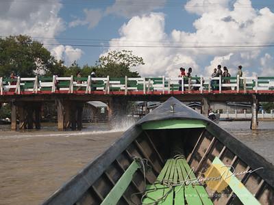 Nyaungshwe Boat Landing