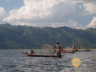 Intha Fishermen