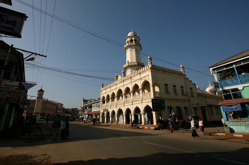 Beautiful Mogul mosque.