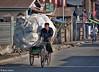 Around Sittwe, Rakhine State, Myanmar, 8 February 2014