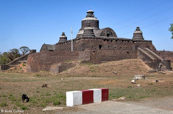 Dukkanthein Pagoda, Mrauk U