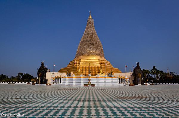 Lokananda Pagoda, Sittwe