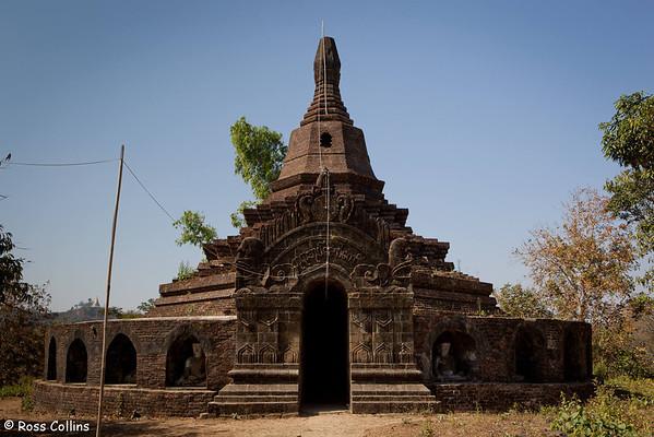 Phraouk Pagoda, Mrauk U