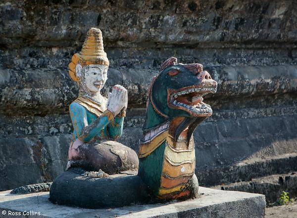 Ratana Manaung Pagoda, Mrauk U