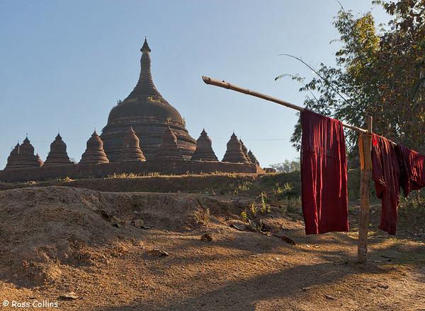 Ratanabon Pagoda, Mrauk U