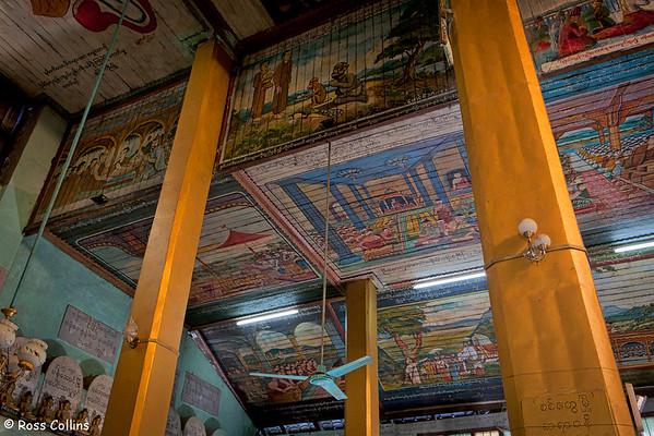 Shitthaung Temple, Mrauk U