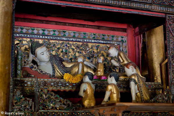 Nga Hpe Kyaung Monastery, Inle Lake
