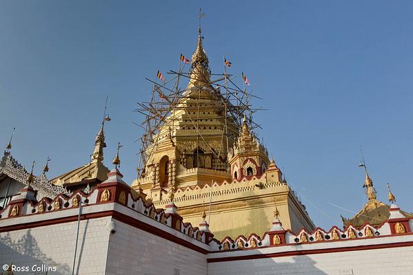 Yadana Man Aung Pagoda