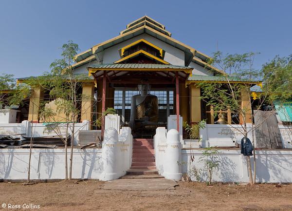 Kyaik Pyat That Tanon Pagoda