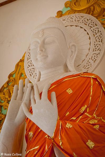 Padagyi Ngahtat Phayagyi Pagoda, Thanlyin, Myanmar, 19 January 2014