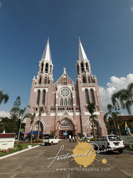 St Mary's Cathedral the biggest in Myanmar