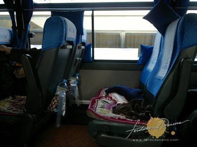 Ye Thu Aung Bus to Bagan