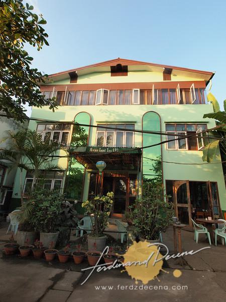 Facade of Motherland Inn 2