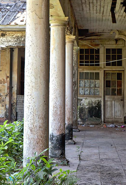 The former Pegu Club, Yangon, Myanmar, 17 January 2014