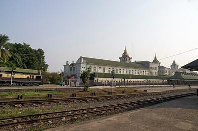 Yangon Circular Railway