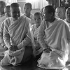 Laughing Burmese Nuns