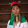 Long neck tribe lady,  Inle Lakes