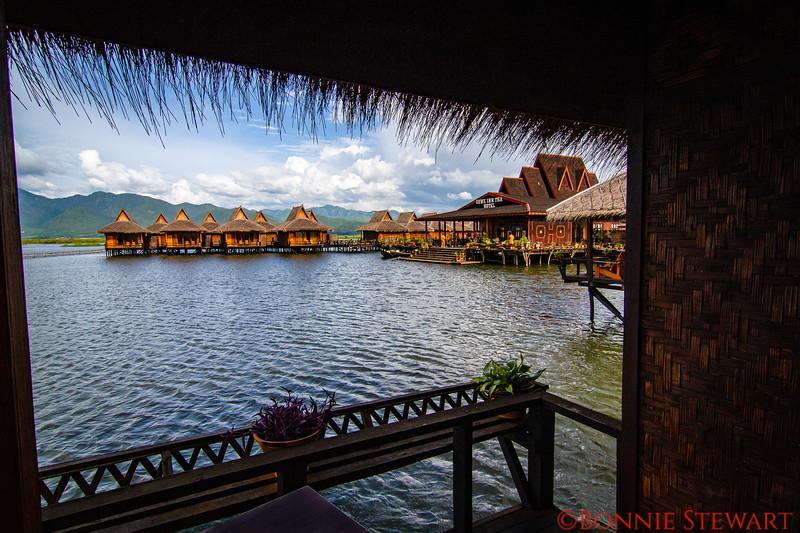 Shwe Inn Tha Floating Resort, Inle Lakes