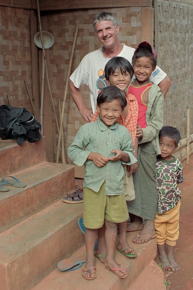 Myanmar Kelaw Region 216
