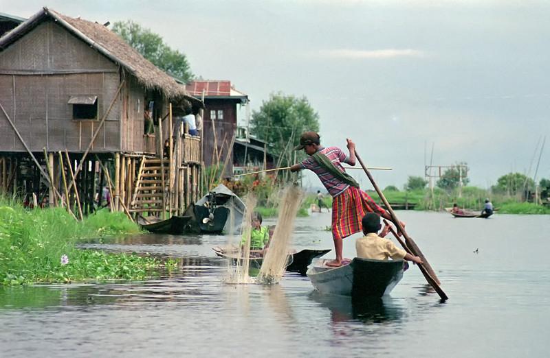 Myanmar Inle Lake 146