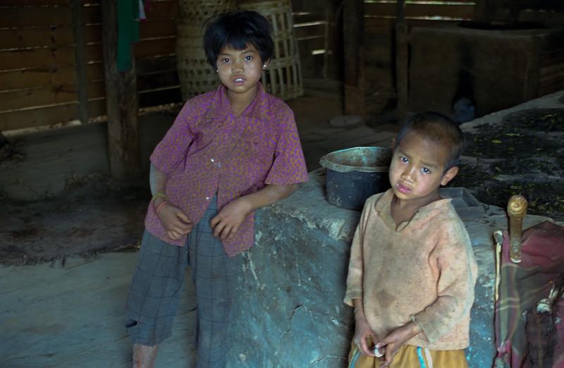 Myanmar Kelaw Region 246