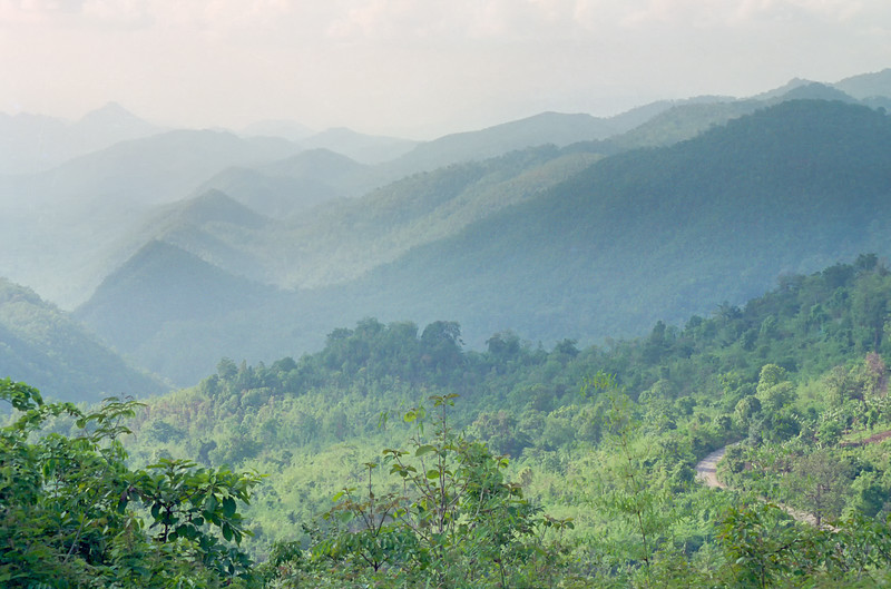 Myanmar Pyin U Lwin 342