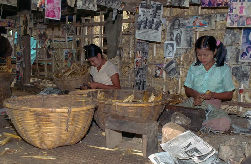Myanmar Minguin  304