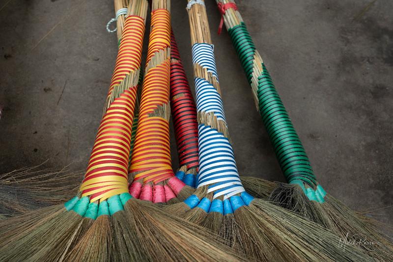 My Beautiful Brooms