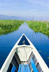 Floading Gardens Inle Lake