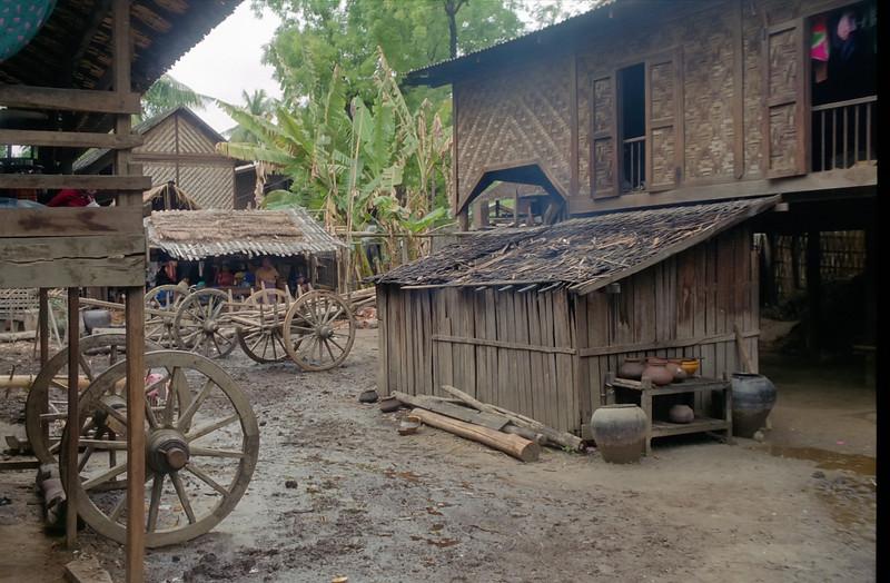 Myanmar Minguin  308