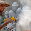 Marble sculptor